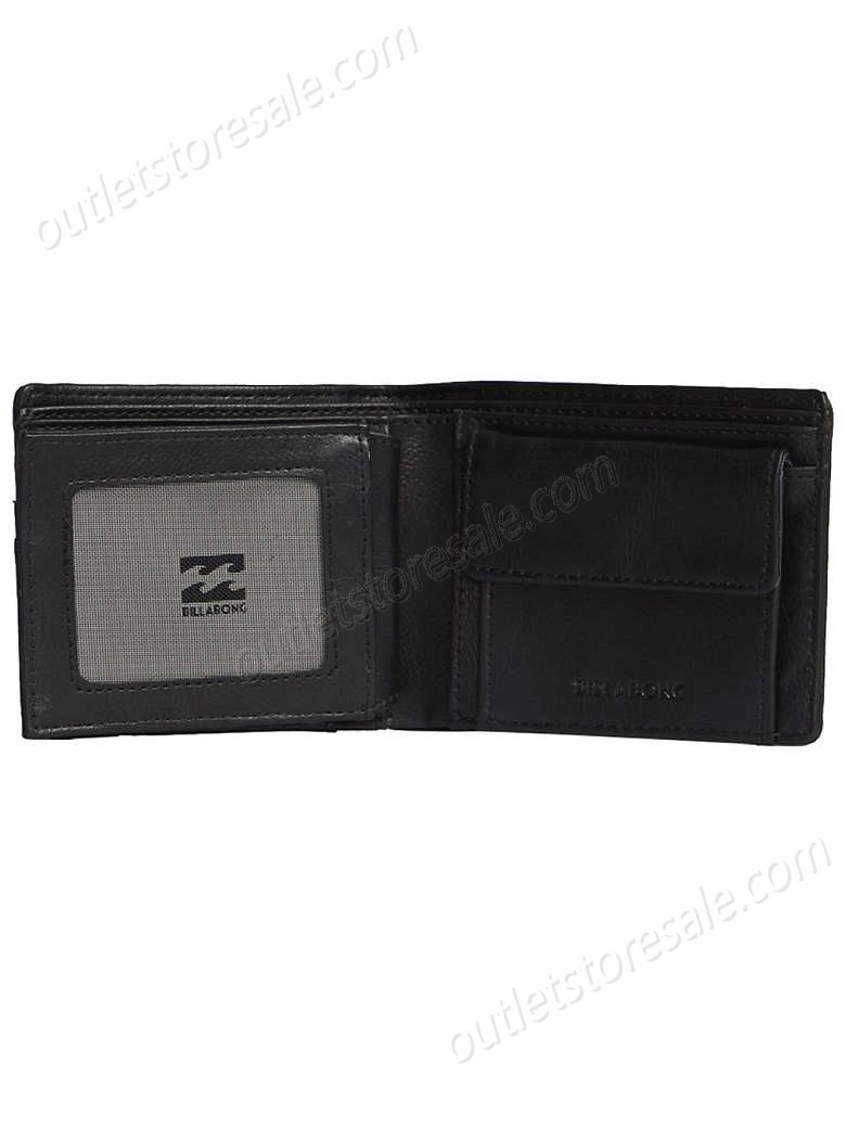Billabong-Walled PU Wallet high quality and inexpensive - -3