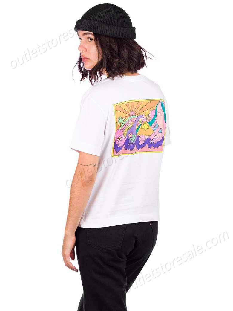 Quiksilver-Screen T-Shirt high quality and inexpensive - -0