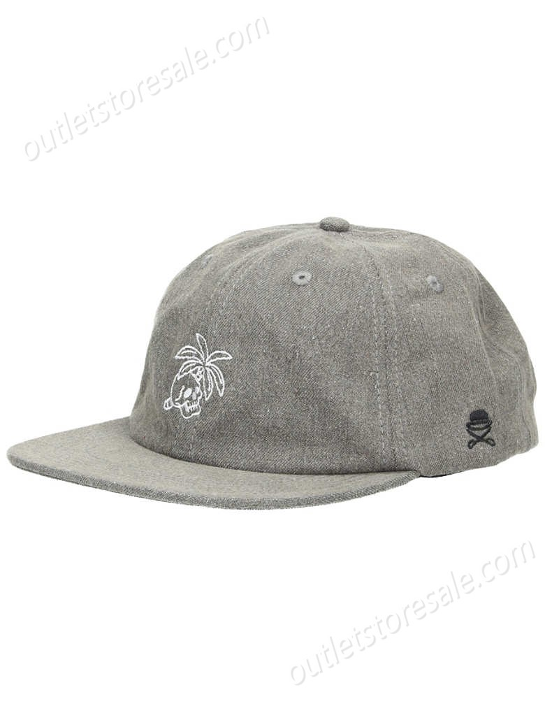 Cayler & Sons-Vacay Mode Strapback Cap high quality and inexpensive - -0