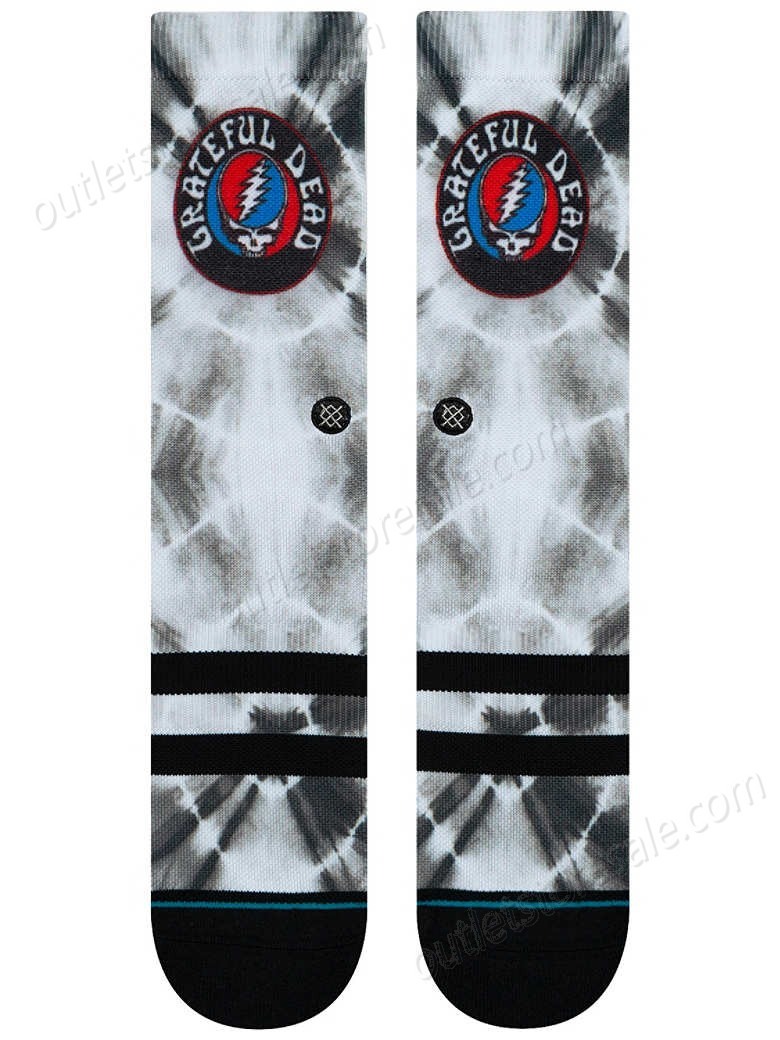 Stance-Grateful Dye Socks high quality and inexpensive - -2