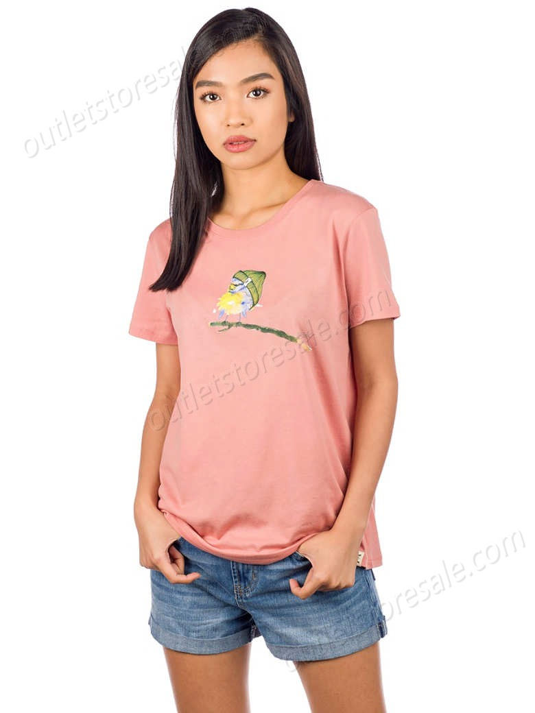 Iriedaily-It Birdy T-Shirt high quality and inexpensive - -0