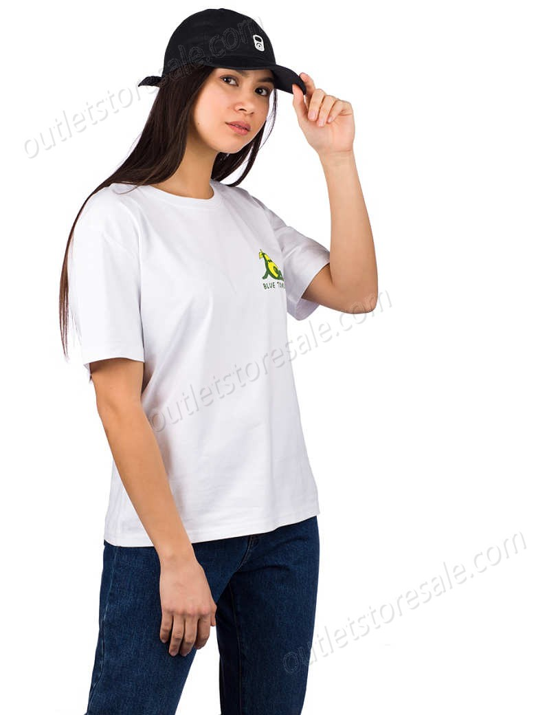 Blue Tomato-Avocado T-Shirt high quality and inexpensive - -6