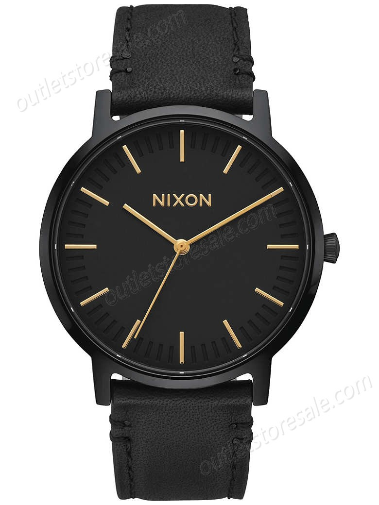 Nixon-The Porter Leather high quality and inexpensive - -0