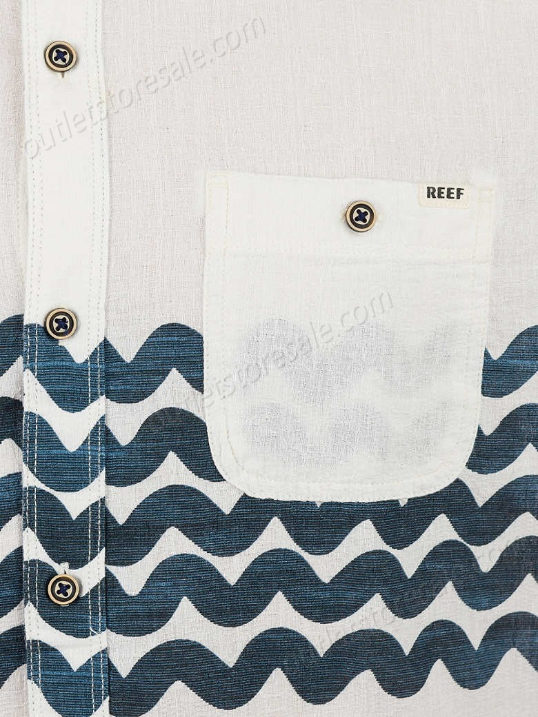 Reef-Coast Shirt high quality and inexpensive - -2