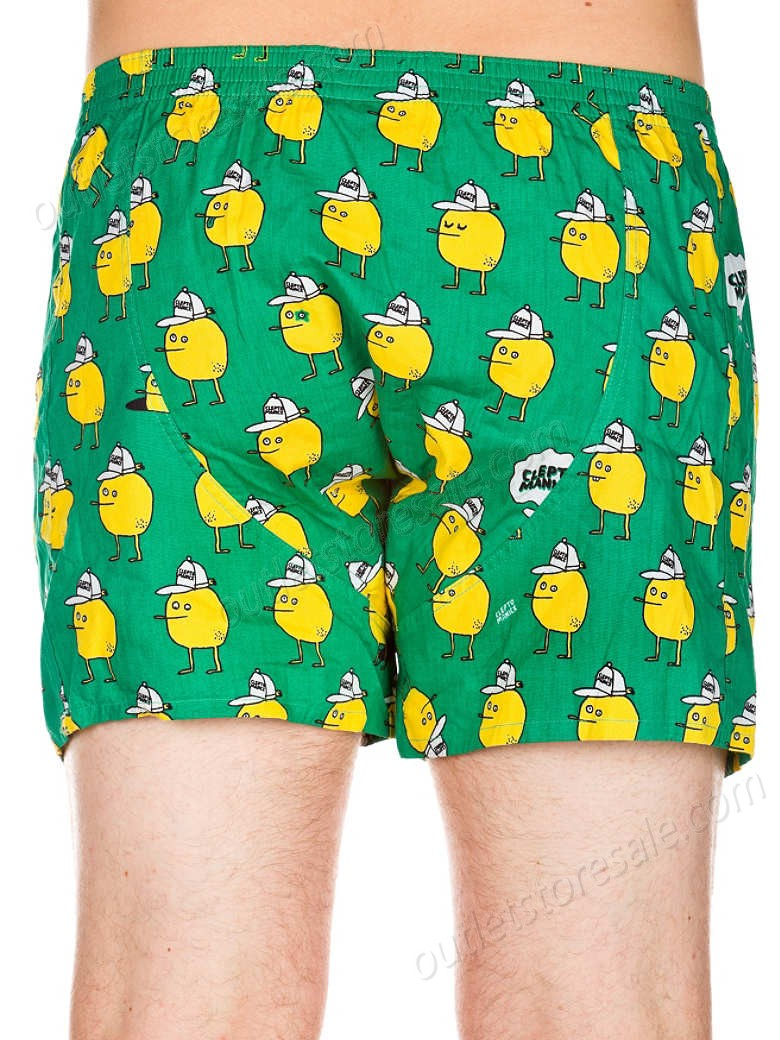 Lousy Livin-Zitrone Boxershorts high quality and inexpensive - -1