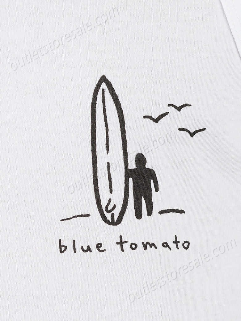 Blue Tomato-Longer Tank Top high quality and inexpensive - -3