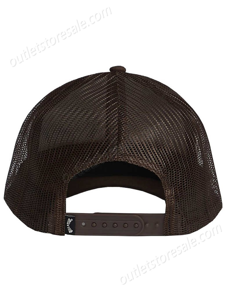 Billabong-Walled Trucker Cap high quality and inexpensive - -1
