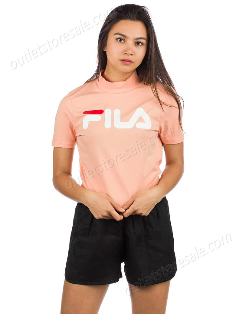 Fila-Every Turtle T-Shirt high quality and inexpensive - -0