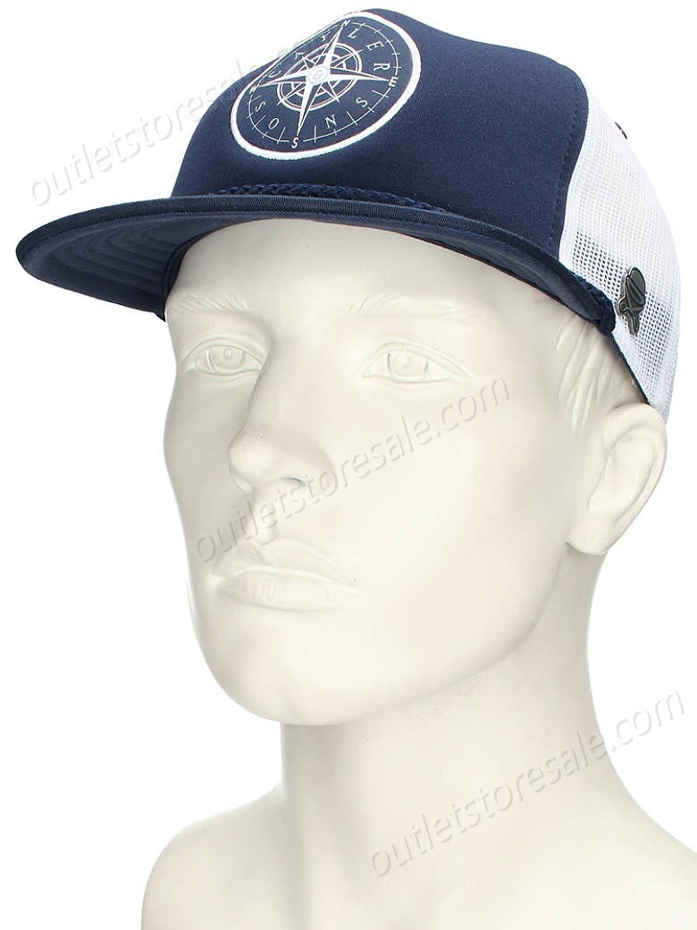 Cayler & Sons-Navigating Foam Trucker Cap high quality and inexpensive - -1