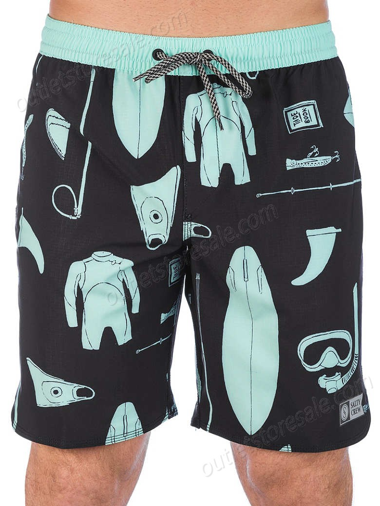 Salty Crew-Rafter Boardshorts high quality and inexpensive - Salty Crew-Rafter Boardshorts high quality and inexpensive