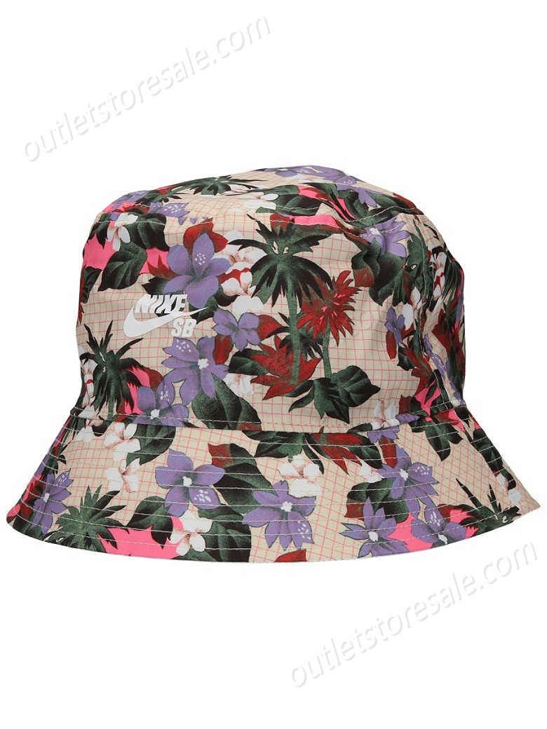 Nike-NK Bucket Paradise Hat high quality and inexpensive - Nike-NK Bucket Paradise Hat high quality and inexpensive
