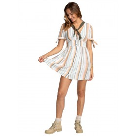 Billabong-Blue Moon Dress high quality and inexpensive