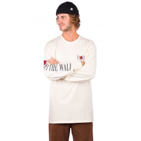 Vans-Kyle Walker Rose Long Sleeve T-Shirt high quality and inexpensive
